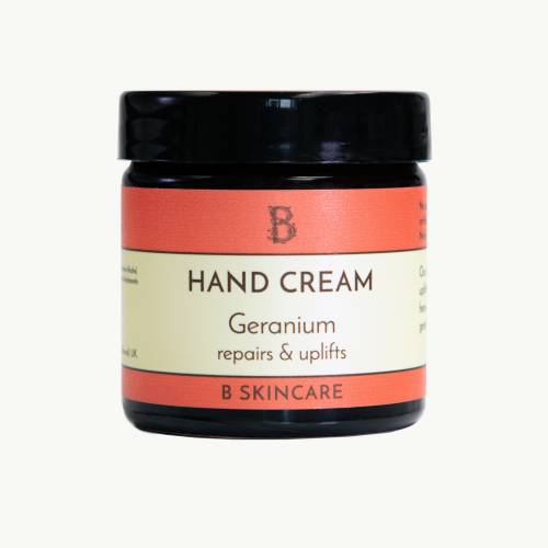 Geranium Hand Cream
