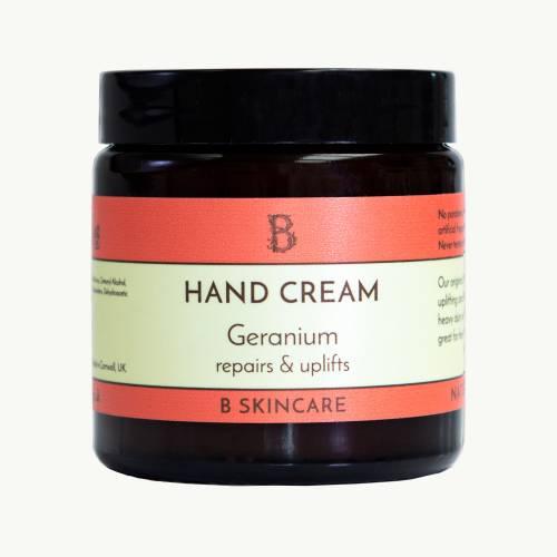 Hand Cream - Geranium 60ml