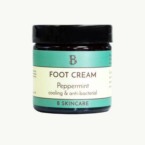 Foot Cream - Peppermint 60ml
