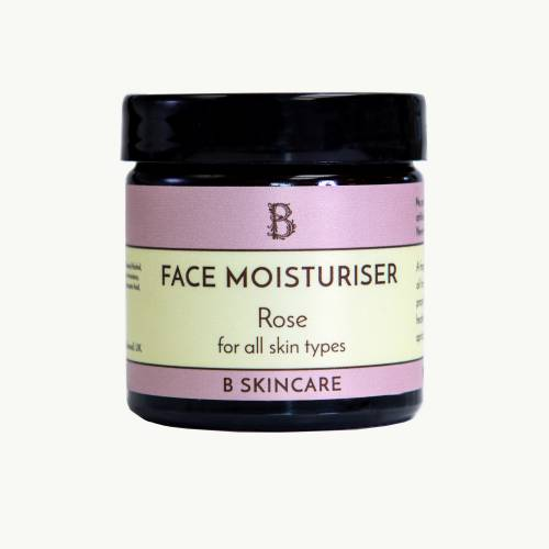 Face Moisturiser Rose 60ml