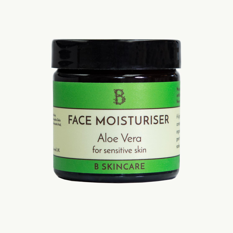 Face Moisturiser Aloe Vera 60ml