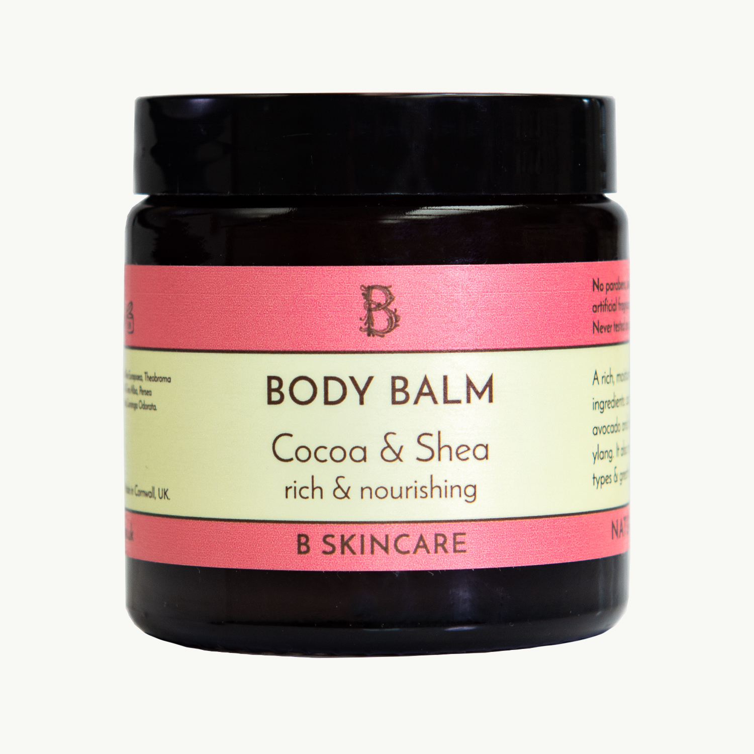Body Balm Cocoa and Shea Butter 110ml