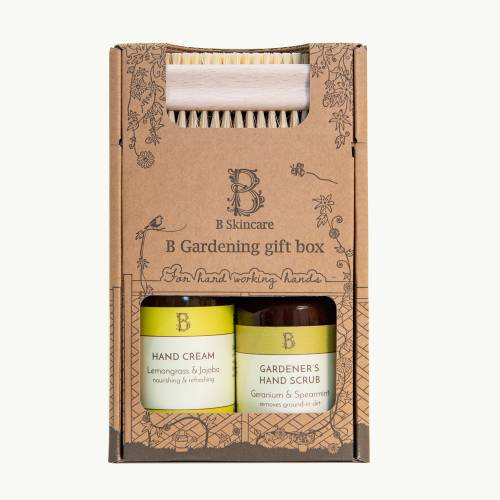 B Gardening Gift Box