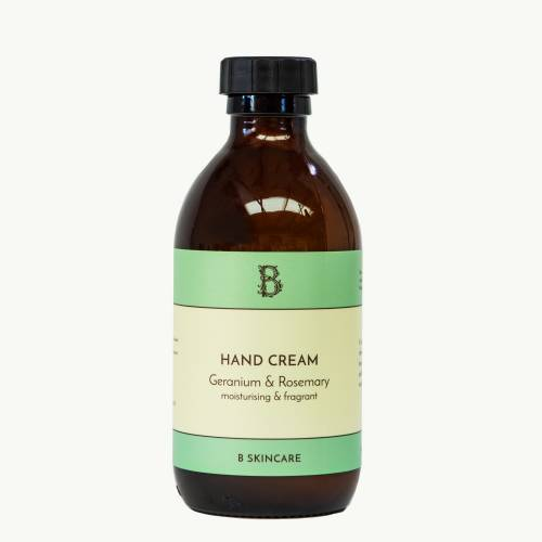 Geranium and Rosemary Hand Cream 250ml