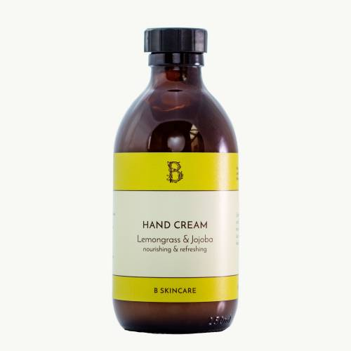 Lemongrass & Jojoba Hand Cream