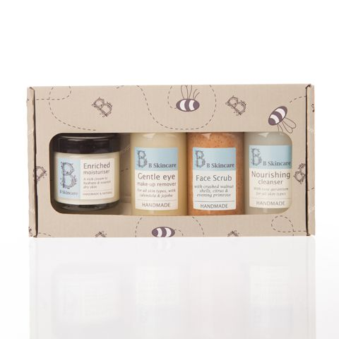 B Face Care Gift Box