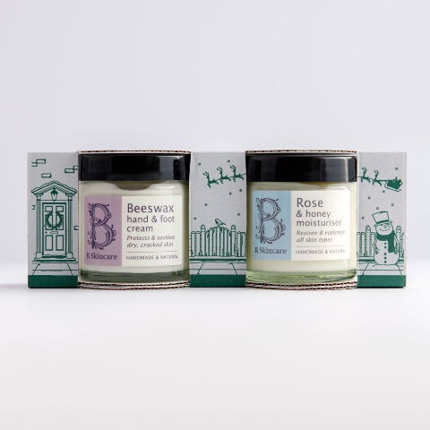 B Festive Gift Box