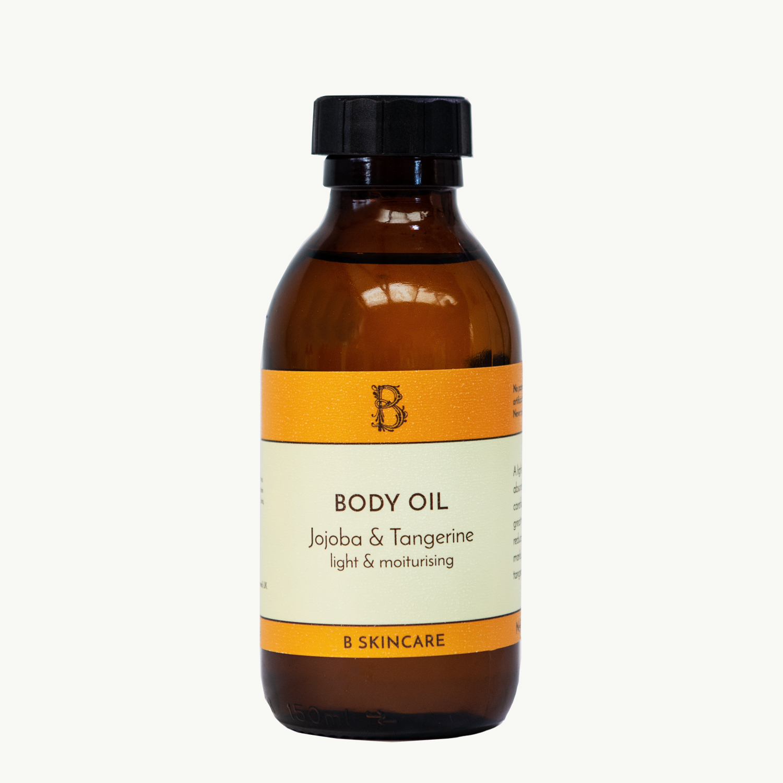 Body Oil Jojoba and Tangerine 150ml