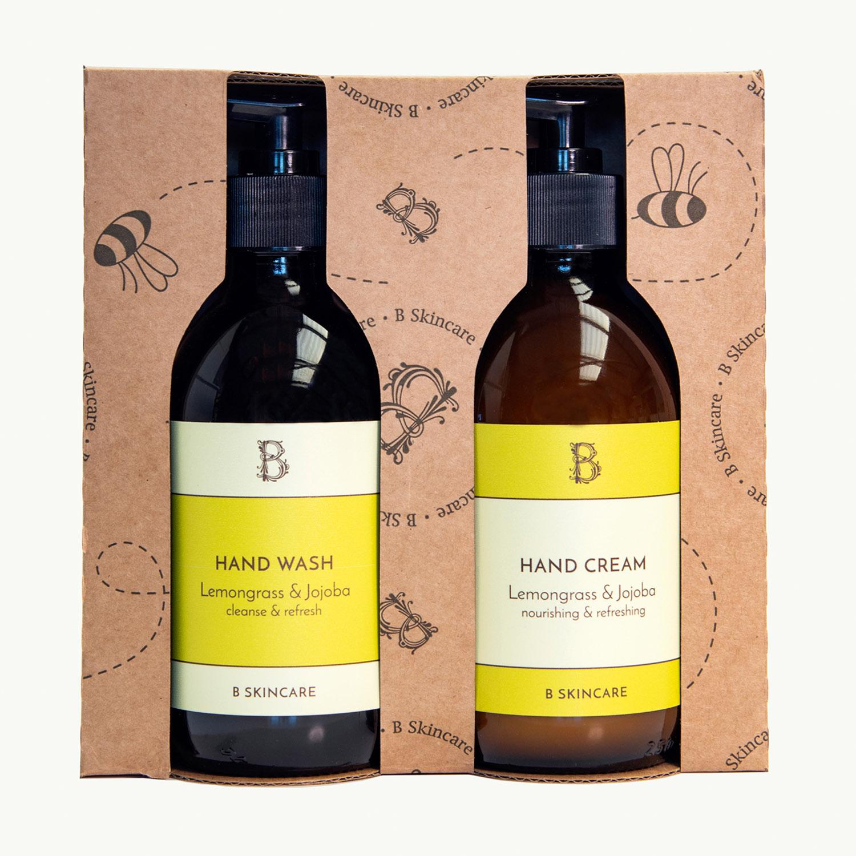 Lemongrass & Jojoba Gift Box